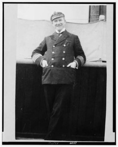 Capt. Arthur Henry Rostron of the Carpathia