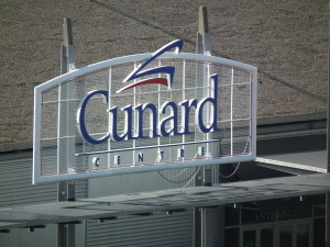 Cunard Line has a major terminal in Halifax.