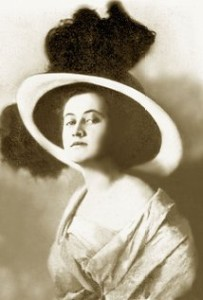 Dorothy Gibson actress starred in first Titanic movie and survived the sinking